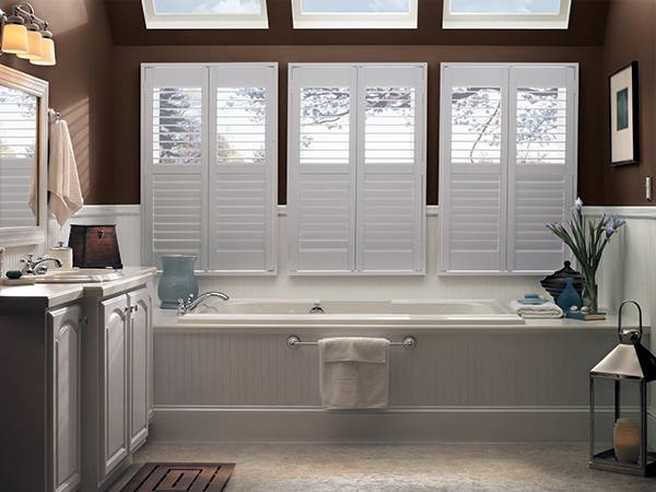 We Carry The Finest Hardwood And Synthetic Shutters Available. Dan Deeu0027s  Top Quality Interior Shutters Are Made Of The Clearest Grade Of Solid Hard  Wood And ...